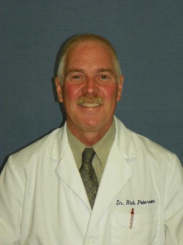Team member Dr. Rick